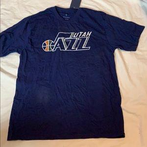 NBA Utah Jazz Mitchell 45 Shortsleeve Shirt